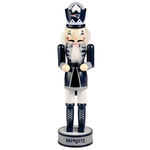 New England Patriots Classic NFL Nutcracker - Dynasty Sports & Framing