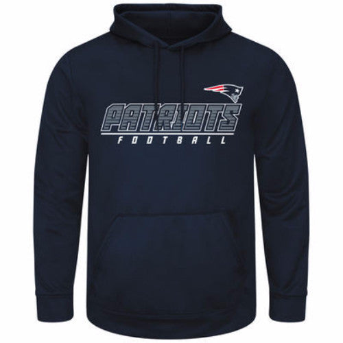 New England Patriots Punt Return Pullover Hoodie - Dynasty Sports & Framing
