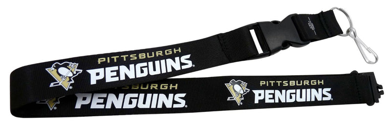 Pittsburgh Penguins Breakaway Lanyard - Dynasty Sports & Framing