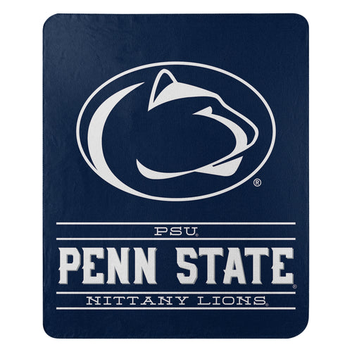 Penn State Nittany Lions Control Fleece Throw Blanket - Dynasty Sports & Framing