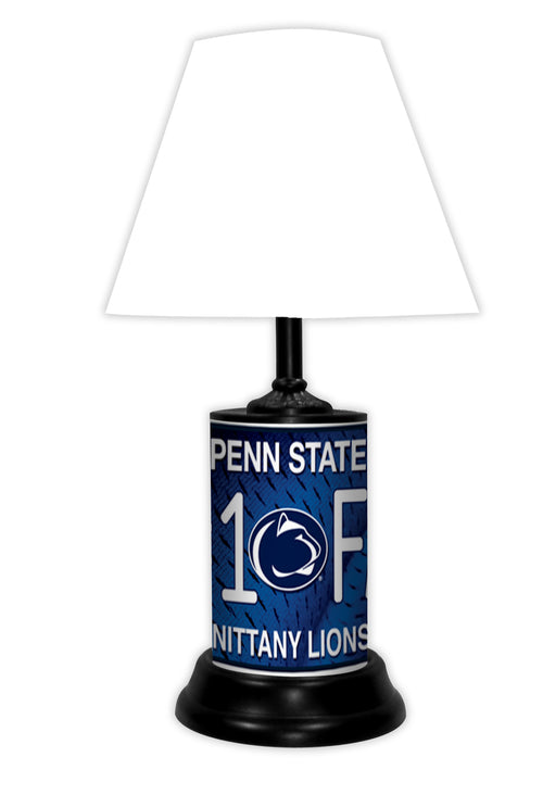 Penn State Nittany Lions NCAA Football #1 Fan Lamp
