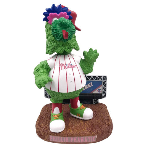 Phillie Phanatic Philadelphia Phillies Scoreboard Bobblehead