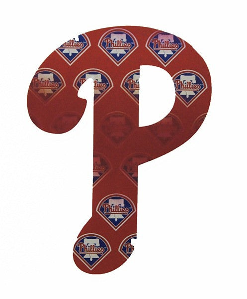 Philadelphia Phillies Large 3D Holographic Magnet - Dynasty Sports & Framing