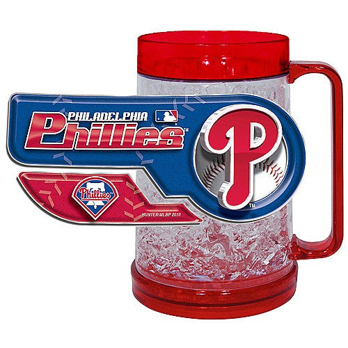 Philadelphia Phillies Freezer Mug - Dynasty Sports & Framing