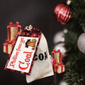 Christmas Naughty Fan Rivalry Bag of Coal