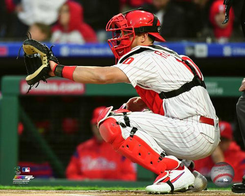 "JT Realmuto Philadelphia Phillies Catcher MLB Baseball 8"" x 10"" Photo"