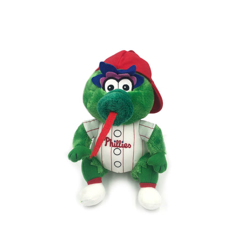 "Phillie Phanatic 10"" Philadelphia Phillies Baby Plush Doll"