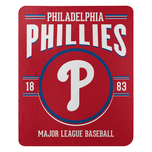 Philadelphia Phillies Southpaw Fleece Throw Blanket - Dynasty Sports & Framing