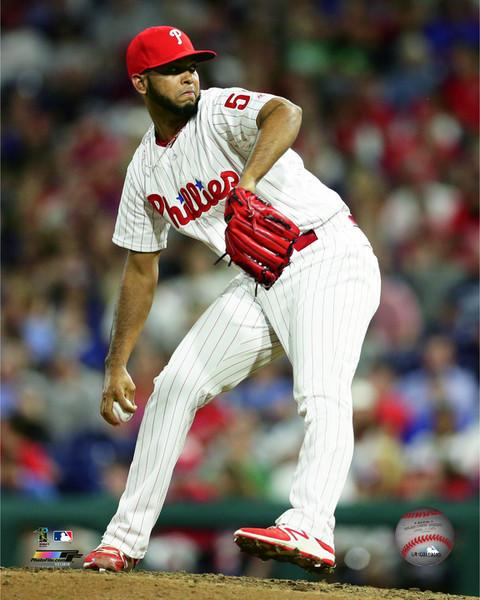 "Seranthony Dominguez Philadelphia Phillies on the Mound MLB Baseball 8"" x 10"" Photo"