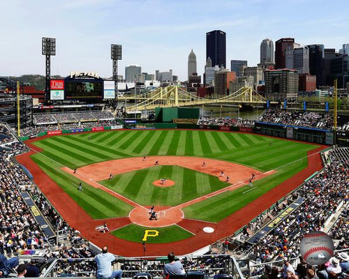 "Pittsburgh Pirates PNC Park 8"" x 10"" Baseball Stadium Photo - Dynasty Sports & Framing"