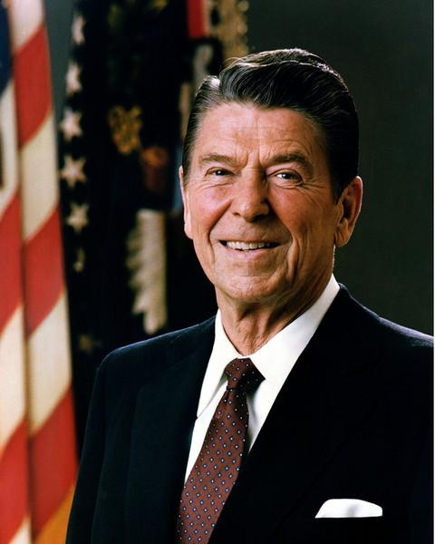 "Ronald Reagan 40th President of the United States 8"" x 10"" Photo"