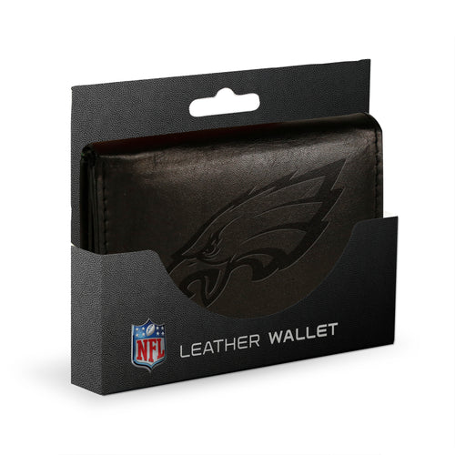 Philadelphia Eagles Leather Wallet - Dynasty Sports & Framing