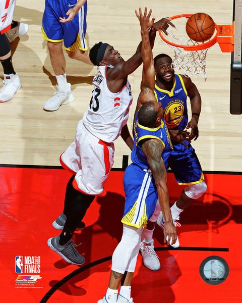 "Pascal Siakam Toronto Raptors 2019 NBA Finals Game 1 Basketball 8"" x 10"" Photo"