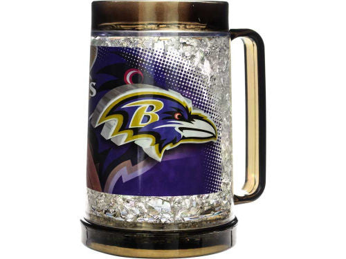 Baltimore Ravens NFL Football Freezer Mug - Dynasty Sports & Framing