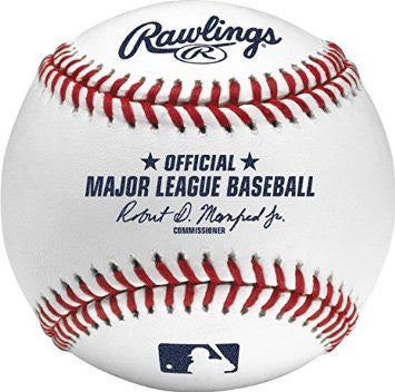 Rawlings Major League Baseball Official Game Ball - Dynasty Sports & Framing