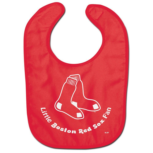 Boston Red Sox MLB Baseball Baby Bib - Dynasty Sports & Framing