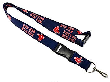 Boston Red Sox MLB Baseball Breakaway Lanyard