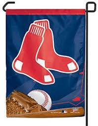 Boston Red Sox MLB Baseball Small Garden Flag