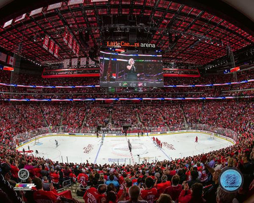 "Detroit Red Wings Little Caesars Arena NHL Hockey Stadium 8"" x 10"" Photo"