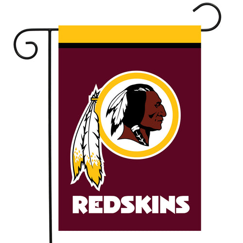 Washington Redskins Football Garden Flag - Dynasty Sports & Framing