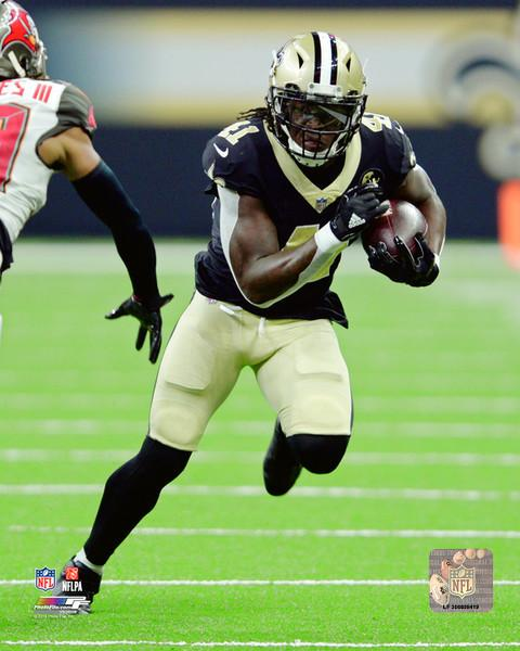 "Alvin Kamara in Action New Orleans Saints 8"" x 10"" Football Photo - Dynasty Sports & Framing"