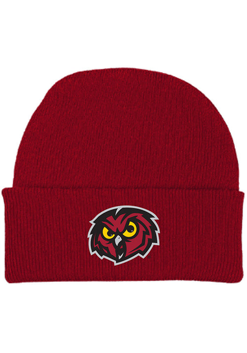 Temple University Owls  Cuffed Knit Hat - Dynasty Sports & Framing