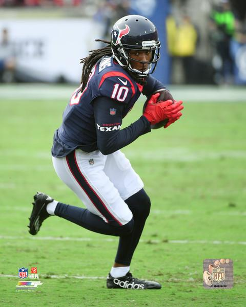 "DeAndre Hopkins Houston Texans NFL Football 8"" x 10"" Photo - Dynasty Sports & Framing"