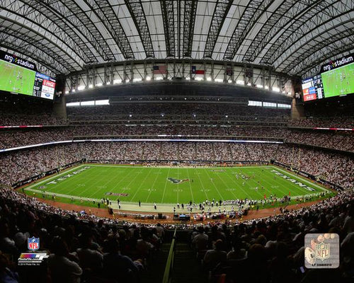 "Houston Texans NRG Stadium NFL Football 8"" x 10"" Photo"