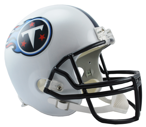 Tennessee Titans NFL Full-Size Helmet Replica - Dynasty Sports & Framing