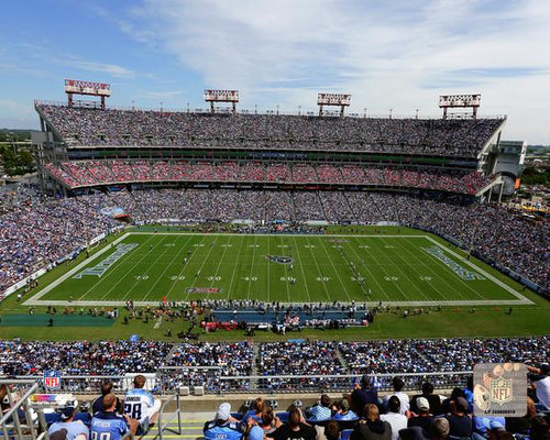 "Tennessee Titans Nissan Stadium NFL Football 8"" x 10"" Photo"