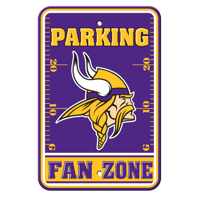 Minnesota Vikings Parking Sign - Dynasty Sports & Framing