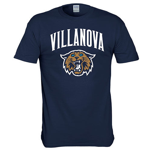 Villanova Wildcats NCAA College Pride Mascot T-Shirt - Dynasty Sports & Framing