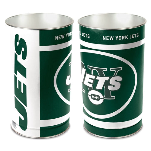 New York Jets NFL Trash Can - Dynasty Sports & Framing