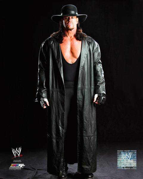 "WWE The Undertaker Wrestling 8"" x 10"" Photo"