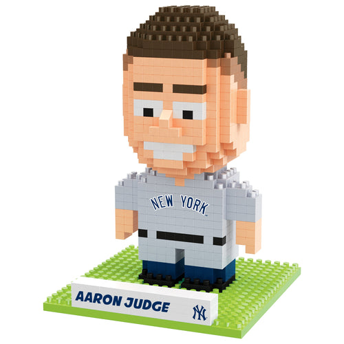 Aaron Judge New York Yankees 3D Player BRXLZ Puzzle - Dynasty Sports & Framing