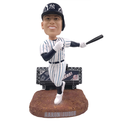 Aaron Judge New York Yankees Scoreboard Bobblehead