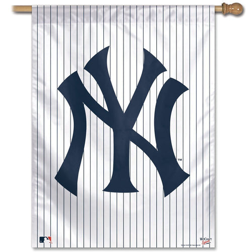 New York Yankees Vertical Flag - Dynasty Sports & Framing