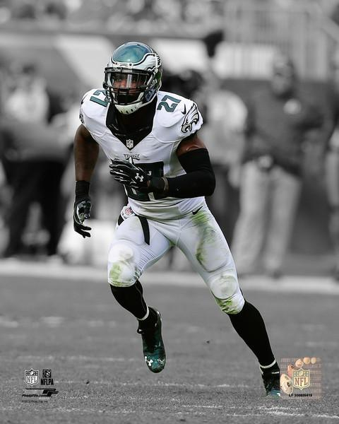 "Malcolm Jenkins Spotlight Philadelphia Eagles 11"" x 14"" NFL Football Photo"