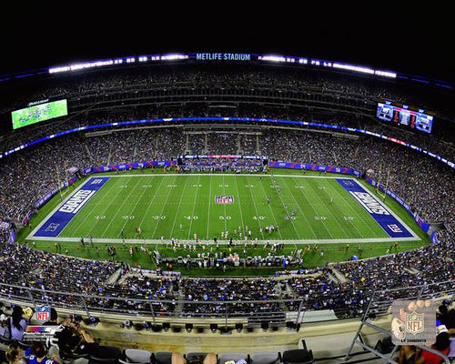 "New York Giants MetLife Stadium NFL Football Stadium 8"" x 10"" Photo"