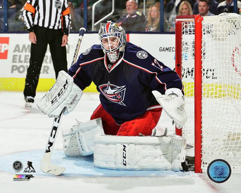 Sergei Bobrovsky Autograph Signing (Private Signing)