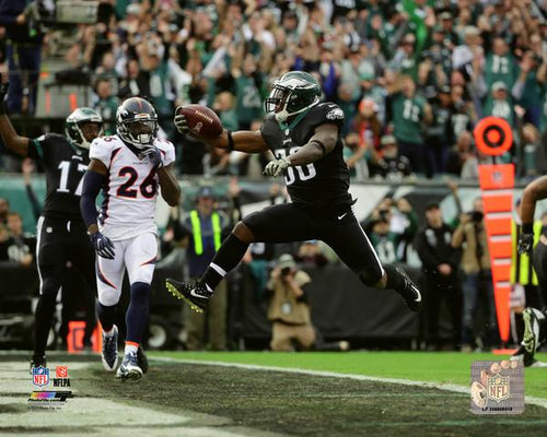 "Corey Clement 3 Touchdown Game Philadelphia Eagles NFL Football 11"" x 14"" Photo"
