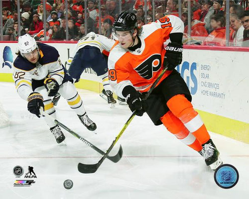 "Philadelphia Flyers Nolan Patrick NHL Hockey 8"" x 10"" Photo"