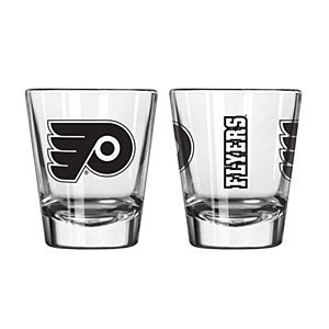 Philadelphia Flyers Game Day Shot Glass - Dynasty Sports & Framing