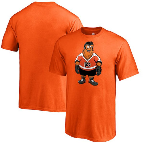 Flyers Gritty Hockey T-Shirt - Gritty Shirt - Dynasty Sports & Framing