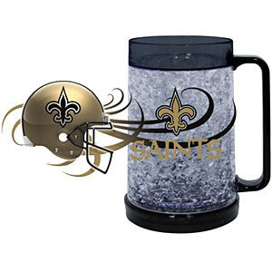 New Orleans Saints NFL Football Freezer Mug - Dynasty Sports & Framing