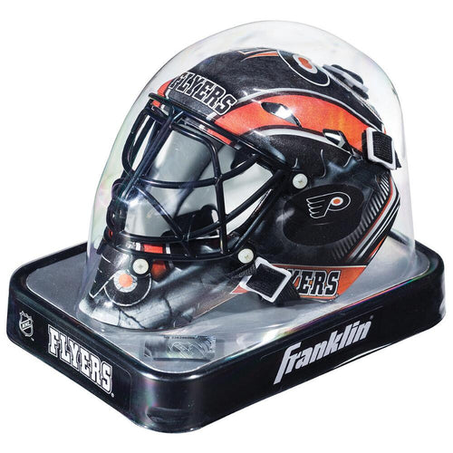 Philadelphia Flyers Official Hockey Mini-Goalie Mask - Dynasty Sports & Framing