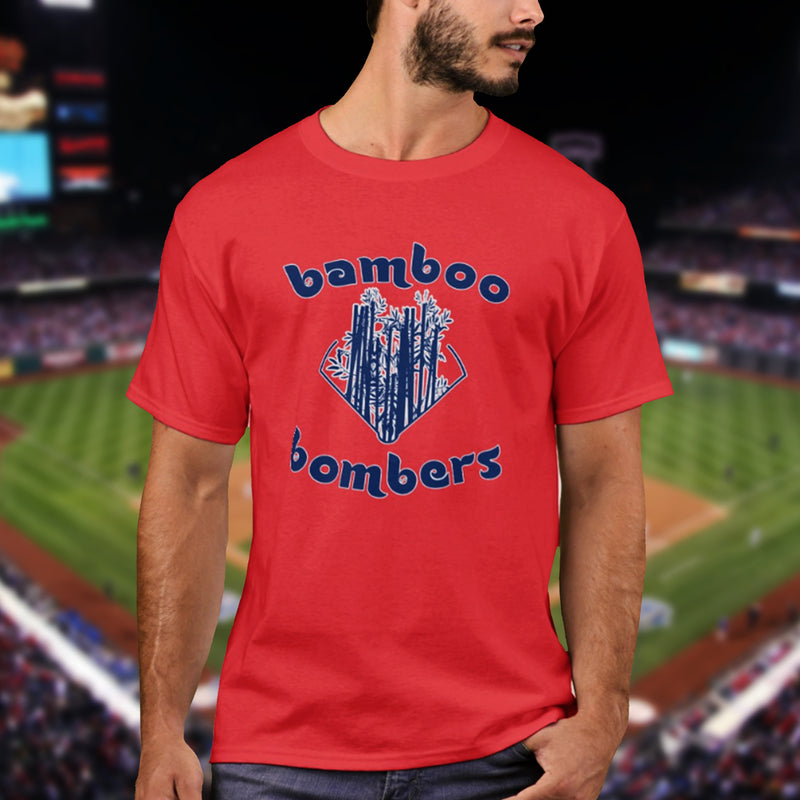 Phillies Bamboo Bombers Trust The Plant Adult T-Shirt (Dynasty Exclusive)