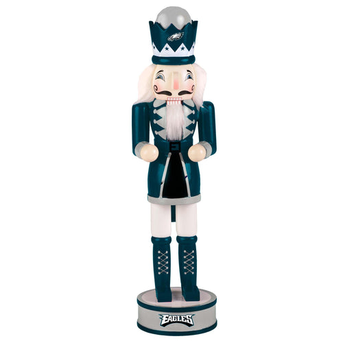 Philadelphia Eagles Classic NFL Nutcracker - Dynasty Sports & Framing
