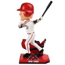 Los Angeles Angels of Anaheim Mike Trout MLB Baseball Bobblehead - Dynasty Sports & Framing