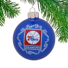 Traditional Team Glass Ball Ornament